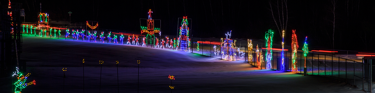 gift of lights presented by eastern propane oil