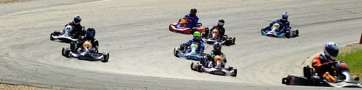 Karting Header