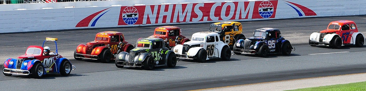 Mini Oval Schedule Header