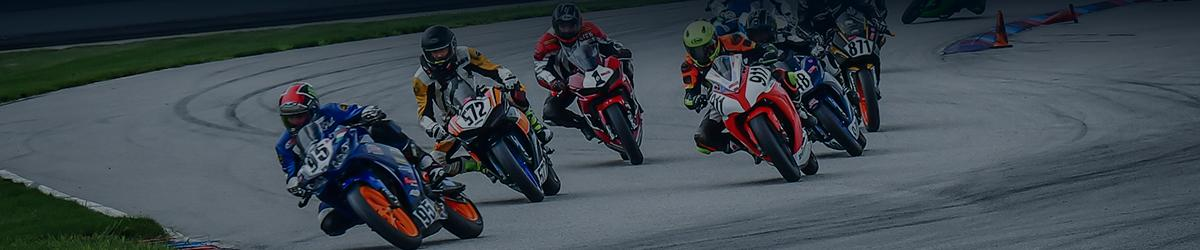 Loudon Road Race Series Header
