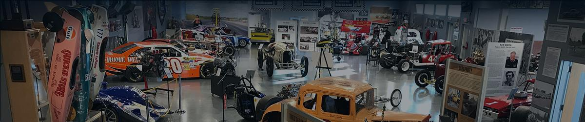 North East Motor Sports Museum Header