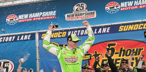 youngest nascar driver to win a championship