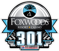 Foxwoods Resort Casino 301 - Rescheduled Logo