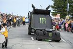 The Monster Energy NASCAR Cup Series rolled into NHMS on the evening of Sept. 21 in front of a large group of fans.