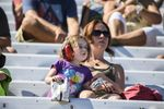 The best fan photos from Saturday's UNOH 175 NASCAR Camping World Truck Series race.