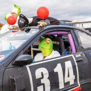 Gallery: 24 Hours of Lemons Halloween Hooptiefest