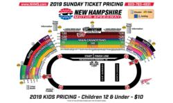 Sunday Tickets