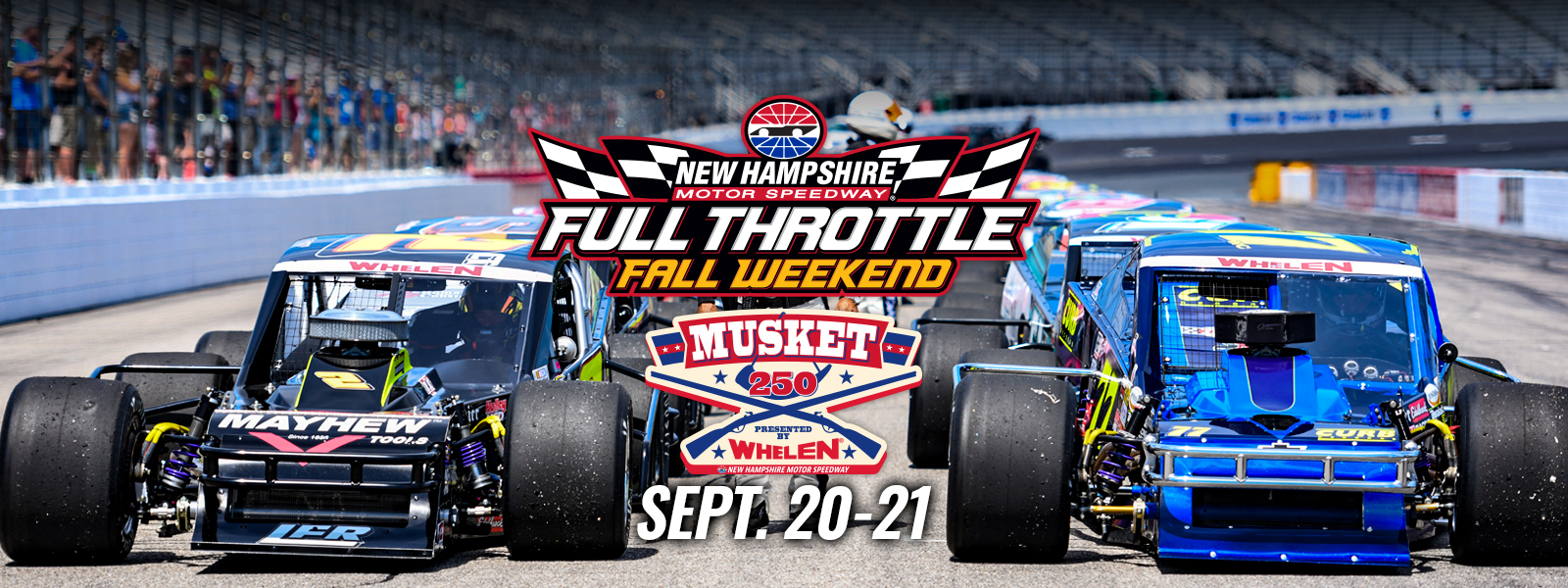 Full Throttle Fall Weekend